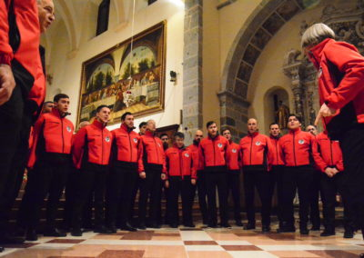 "Pieve S. Giustina (TN) - Coro ""La Cordata"""